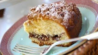Beth's Cinnamon Crumb Coffee Cake Recipe