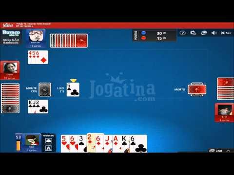 Buraco online - Jogatina.com