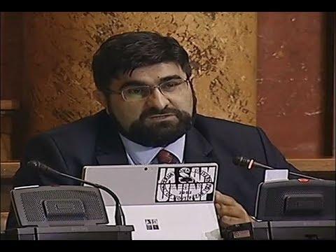 Dr. Fehratović u Skupštini o setu zakona o nacionalnim manjinama