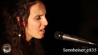 review - Female voice / Sennheiser e835