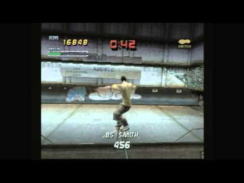 tony hawk pro skater ps2
