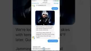 Qwazou Review of Hi Poncho bot