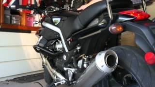 9. 2009 Moto Guzzi Griso w/Termignoni Exhaust