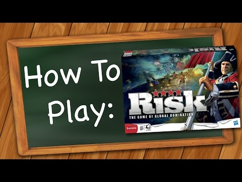 How To Play: Risk