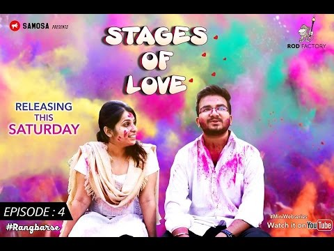 Stages of Love - Episode - 4 - RangBarse - Telugu Web Series - Rod Factory