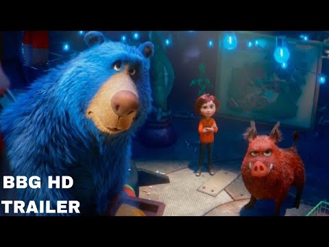 WONDER PARK - Official Trailer #2 NEW (2019) Paramount Pictures HD