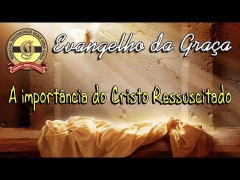 A IMPORTÂNCIA DO CRISTO RESSUSCITADO
