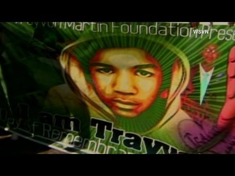 June 10th Date Set for Trayvon Martin Murder Trial
