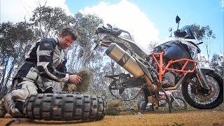 10. My KTM 1190R Adventures -  Part 1
