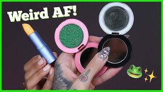 TESTING MAGICAL COLOR CHANGING MAKEUP! feat. LAURA LEE by Jeffree Star
