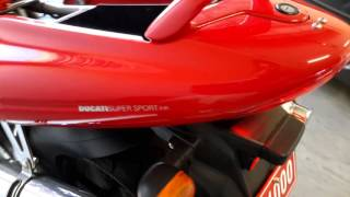 10. Ducati SuperSport DS 1000