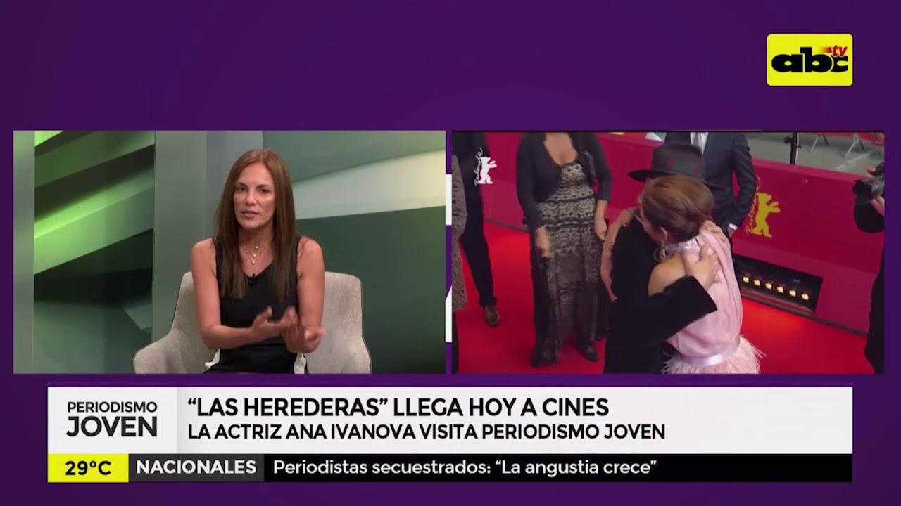 """Ana Ivanova nos presenta """"Las herederas"""""""
