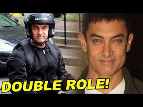 DOUBLE ROLE: Aamir Khan