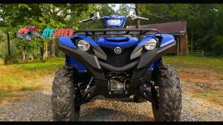 4. 2017 Yamaha Grizzly EPS 700 Review