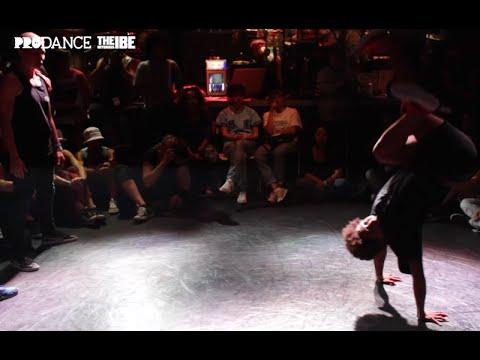 IBE 2014 | 2 on 2 Bgirl Battle Final | Lil Jen & Lerok vs. Zana & Short bread (видео)