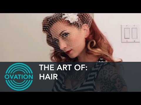 Hair - Cherry Dollface's Big Break
