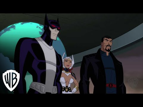 Justice League: Gods and Monsters | Save or Rule | Warner Bros. Entertainment