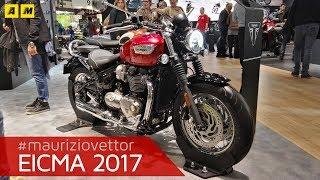 9. EICMA 2017 - Triumph Speedmaster Bonneville 2018