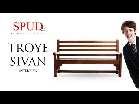 Spud 2: Troye Sivan Interview 2013