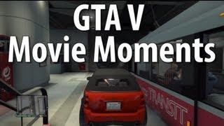 GTA V Movie & TV References