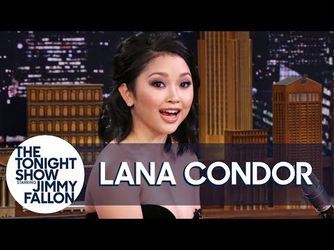 """Lana Condor and Noah Centineo Made a Real-Life """"To All the Boys I've Loved Before"""" Pact"""