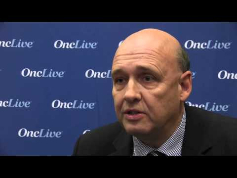 Dr. Dixon on Belinostat Plus CHOP in Patients With T-Cell Lymphoma