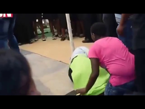 PASTOR WHO STRIPS MEMBERS NAKED BEFORE PRAYERS  ANOINTING OR STUPIDITY