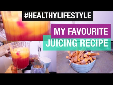 THE BEST JUICING RECIPE FOR BEGINNERS | CLEAN EATING