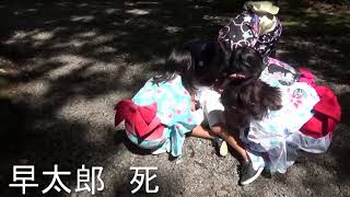霊犬早太郎の歴史