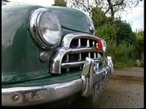 Classic British Cars – Morris Oxford and Wolseley Fifteen