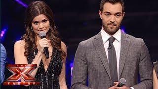 النتائج النهائية - العروض المباشرة - الأسبوع 5 - The X Factor 2013
