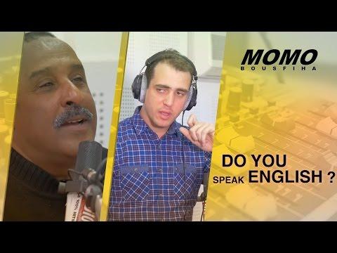 Momo avec Said Naciri - Do you speak english ? (видео)