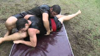 Mat Grappling   King Of The Mat   NinjaGym Multi Martial Arts Camp Thailand 2011 9