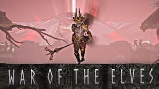 Video God of War - The War Between the Light and Dark Elves // All Scenes MP3, 3GP, MP4, WEBM, AVI, FLV September 2019