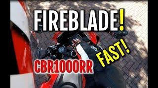 6. Fireblade!  Honda CBR1000RR - 2018 - Review and Fast Ride