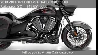 10. 2013 VICTORY CROSS ROADS HARDBALL - for sale in Murrells Inl