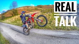 8. HOW GOOD IS THE CRF250R?