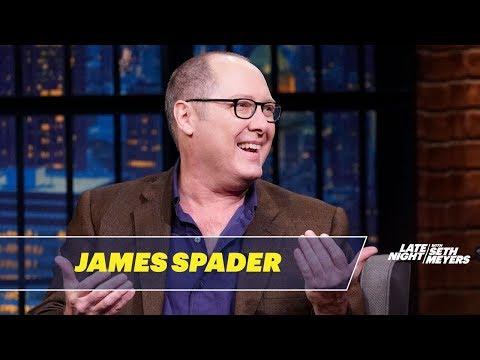 James Spader's First Halloween Prank Was a Failure