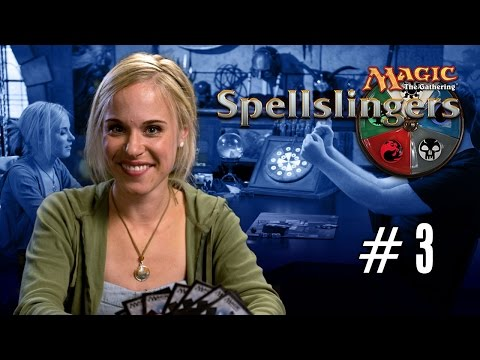 Day[9] Vs. Allie Brosh In Magic: The Gathering: Spellslingers Season 2 Ep 3