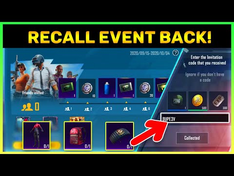 Recall Event Is Back Again || Easy Steps To Get Permanent Items (Hindi)