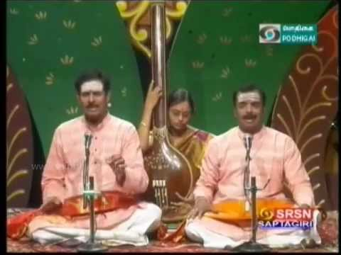 Bhuvini Dasudane – Sriranjani – Malladi Brothers