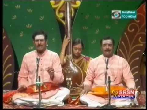 Bhuvini Dasudane – Sriranjani – Malladi Brothers