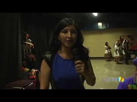 2 Concurso de danzas bolivianas Caporales y Tinkus 2014 – Paris