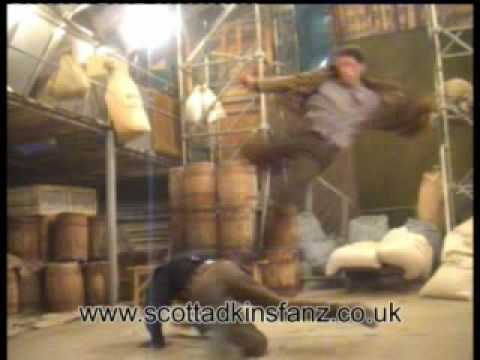 Scott Adkins Behind The Scenes Special Forces