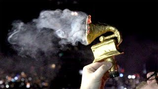 24K GOLD GRAMMY BLUNT SESH PARTY!!!! by HighRise TV