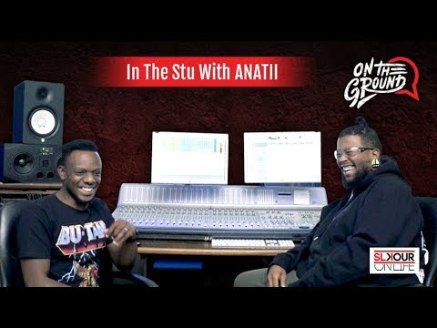 InTheStu(1/3) Anatii On His World Album, Making It In A Short Period & Its Sound Influences