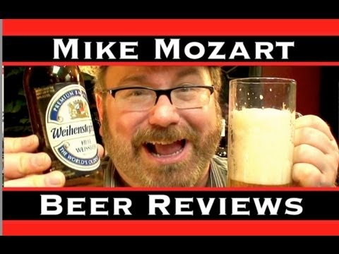 NEW! Beer Reviews with a Funny Twist? By Mike Mozart of JeepersMedia Beers, Ales Porters and Stout