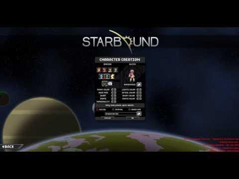 Starbound (v.Upbeat Giraffe) #01 - Большое обновление
