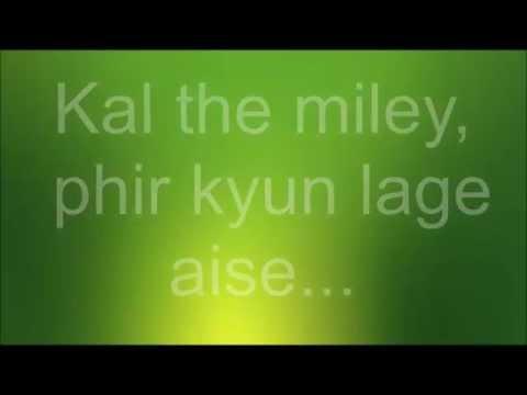 Video tere hoke rahenge lyrics download in MP3, 3GP, MP4, WEBM, AVI, FLV January 2017