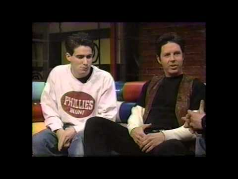 Beastie Boys HD :  Roadside Prophets Interview - 1992